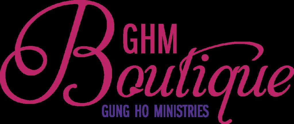 GHM Boutique Logo